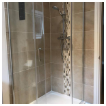 Our Work - Full Bathroom Fitting